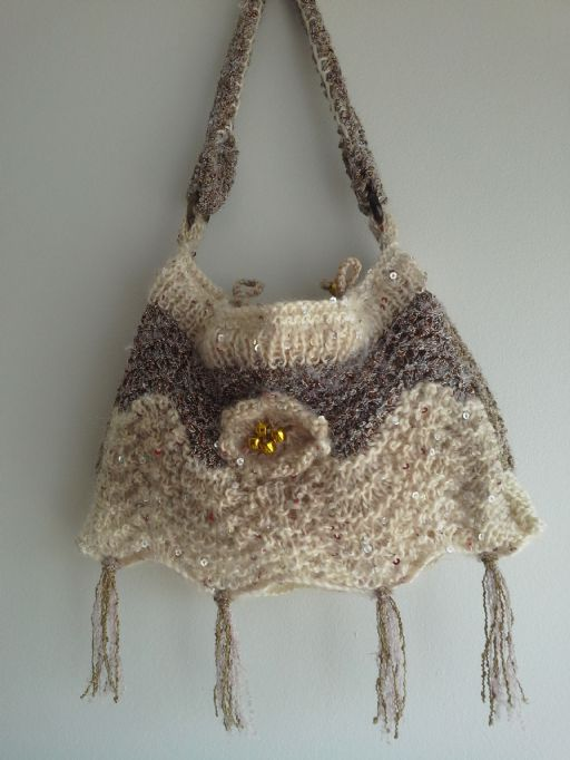 HANDBAG - Snow Faerie