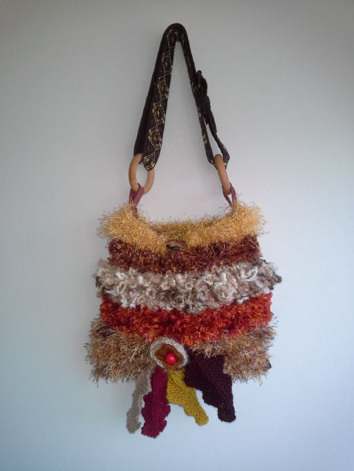 HANDBAG - Autumn Leaves