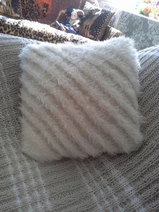 FROSTED MUSHROOM - cushion